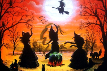 Рассказы о ведьмах